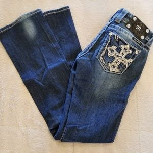 Miss Me Bootcut Jeans - 24